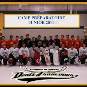 Camp préparatoire 2011